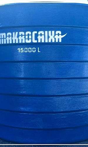 Caixa d'água para condomínio