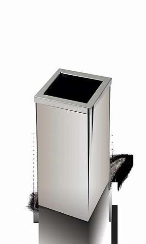 Cesto de Lixo de Inox