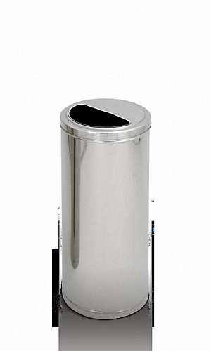 Cesto de Lixo em Inox