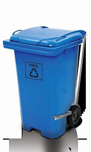 Cesto de Lixo Externo