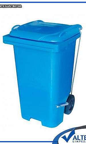 Cestos de lixo com pedal
