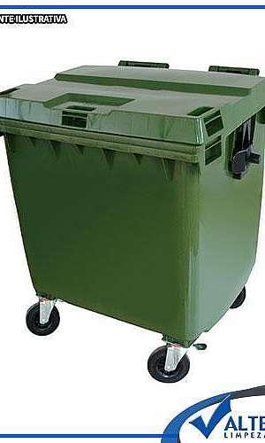 Contentor de lixo 1000 litros preço