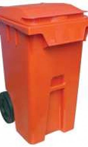 Contentor para lixo orgânico