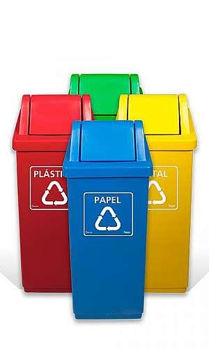 Fábrica de Lixeiras Plásticas