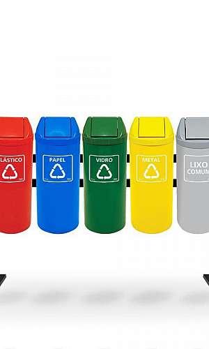 Fabricantes de Coletores de Lixo