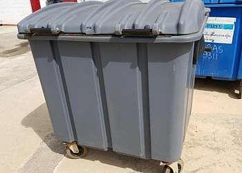 Lixeira container