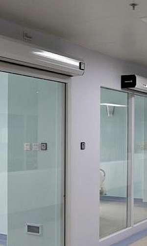 Portas automáticas em SP