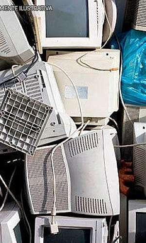 Reciclagem de lixo tecnológico